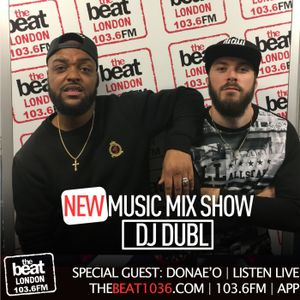 #NewMusicMixshow - 18.10.17 (Hosted by DJ DUBL)