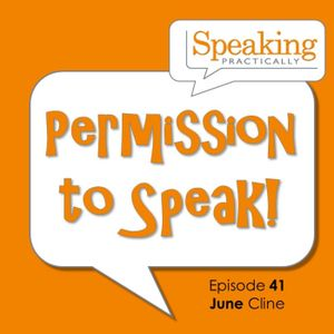 Episode #41 - June Cline talks about Leaders and Humor at Work
