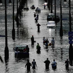 Katrina destroyed a Black city, and New Orleans rebuilt a White city.