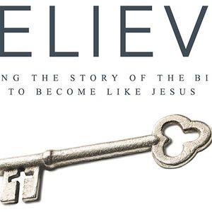 Believe - Week 1: God (Audio)