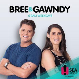 BREE + GAWNDY PODCAST - TUESDAY 27.6.17