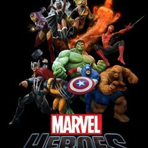Marvel Heroes On Line Podcast