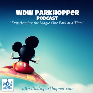 WDW Park Hopper Podcast #163 – A Trip to Sector 9