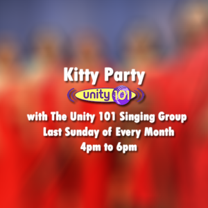 Kitty Party - Fourth Sunday of Every Month - 22 Oct 2017