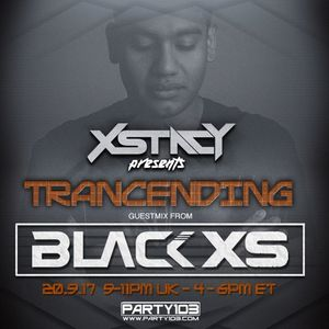 Trancending Ep 116 With Guest BLACK XS