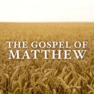 Studies in Matthew's Gospel. Luca Croce. (23/07/23 PM)