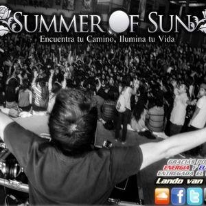Lando van Triest Live @ Summer Of Sun 2014 (04-04-2014) - Quilicura