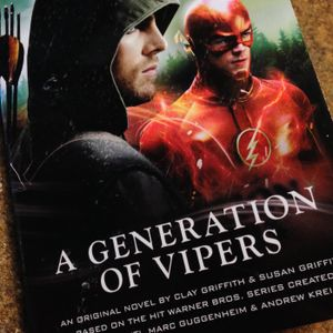 Legends of DC Special: Arrow—A Generation of Vipers