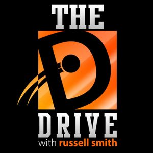 The Drive PODCAST: Monday May 1, 2017