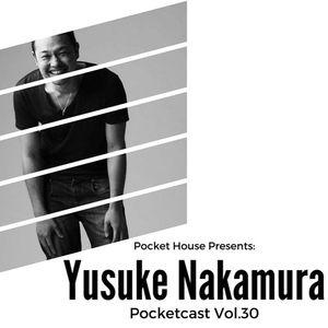 Pocketcast Vol.30 Yusuke Nakamura