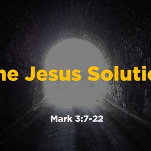 """THE JESUS SOLUTION"""