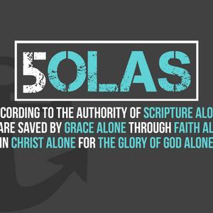 Sola Scriptura - Audio