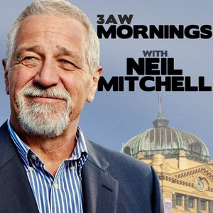 Neil Mitchell podcast, August 16