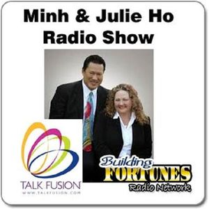 Talk Fusion Minh Ho and Julie Ho on Building Fortunes Radio with Peter Mingils
