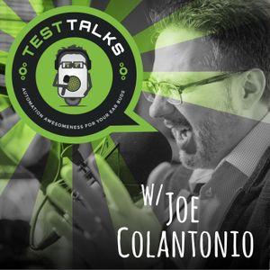 160: Online Performance Testing Conference with Joe Colantonio