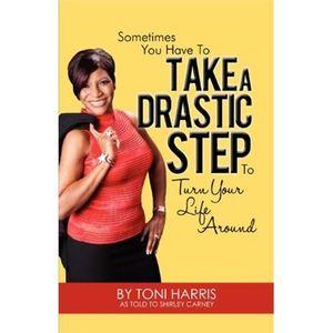 January Jones - Drastic Steps - Toni Harris