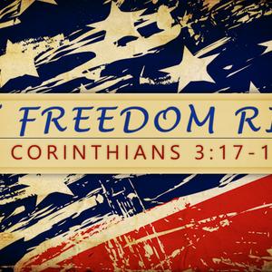 Let Freedom Ring - Pastor Gordon Storey