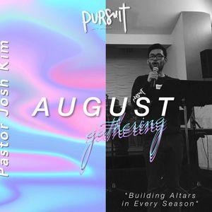 PURSUITCAST Episode 041 // Building Altars in Every Season