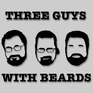 Three Guys With Beards | Mary SanGiovanni