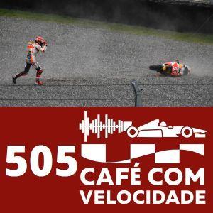 505 (Bloco 3) - Até onde vai Maverick Viñales na MotoGP