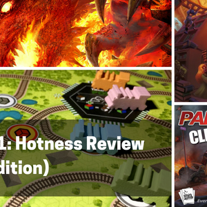 BGA Episode 131 - The BGG Hotness Review (Gen Con Edition)