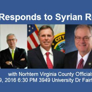 NOVA Region Responds to Syrian Refugee Crises