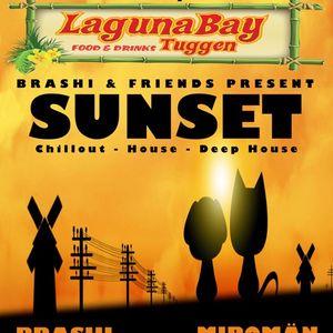 "BRASHI&Friends present ""SUNSET"" Promo mix (mixed by BRASHI)"