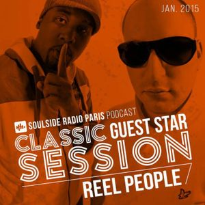 SOULSIDE RADIO CLASSIC GUEST SESSION REEL PEOPLE