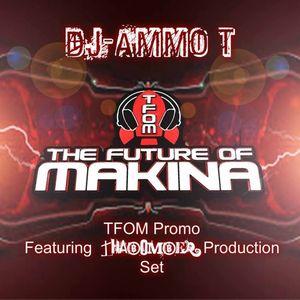 DJ AMMO T TFOM Promo Featuring Tha Bomber Production Set