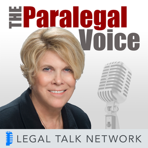The Paralegal Voice : The Life of a Litigation Paralegal
