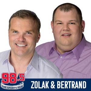 Zolak & Bertrand: December 20, 2017 - Hour 1