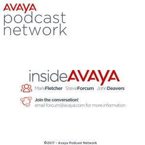 insideAVAYA Episode 2 - Steve, John and Fletch with Rich Accordino with TeleTech