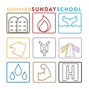 Summer Sunday School - Daniel and the Lions Den