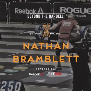 CrossFit Games Athlete Nathan Bramblett