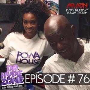 DaHypeZone Episode 76 (8.17.2017)