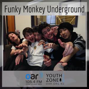 Funky Monkey Underground on Youth Zone - 27-06-2017