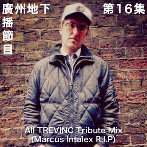 第16集 All TREVINO Tribute Mix (Marcus Intalex R.I.P) 廣州地下廣播節目