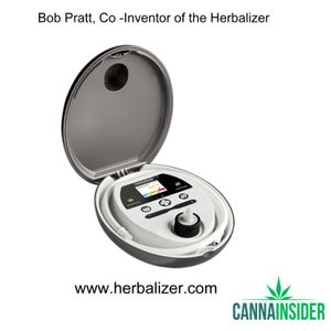 Ep 184 - From Stealth Bomber to a Space Age Cannabis Technology  with Bob Pratt