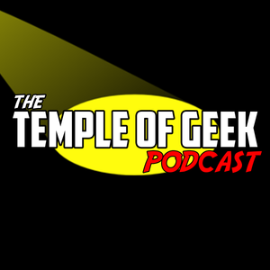 Temple of Geek Podcast Episode 103: Can The DC EU be Saved?
