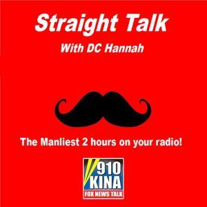 Straight Talk with DC Hannah: Bourbon & Cigars/The Last Word (1/4)