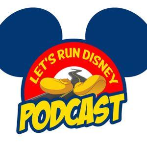 Let's Run Disney Podcast 2.0 - October 2017