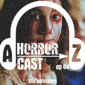 A-Z Horror EP 44: Let The Right One In - She Burninates