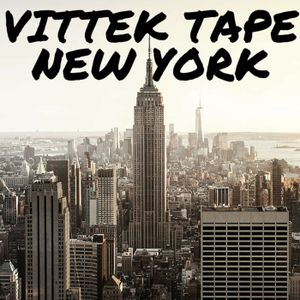 Vittek Tape New York 30-7-17