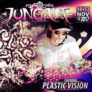 PLASTIC VISION (NBM Records SA) Jungala 2017 - PROMO