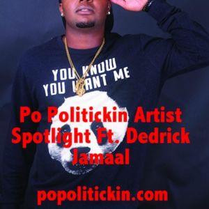 Artist Spotlight - Dedrick Jamaal