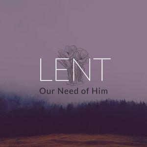 We Need the Power of God (Lent 4) — Bishop Stewart Ruch III