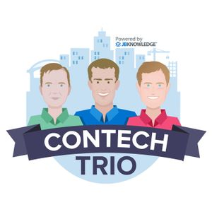 ConTechTrio 78: The State of Construction Tech in Europe with Gari Nickson from Geniebelt