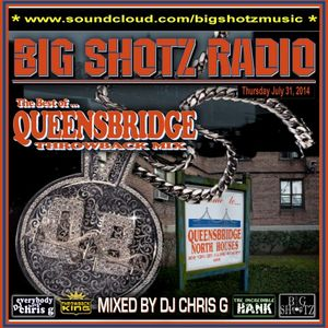 The Best Of QUEENSBRIDGE Throwback Mix Mixed By DJ Chris G