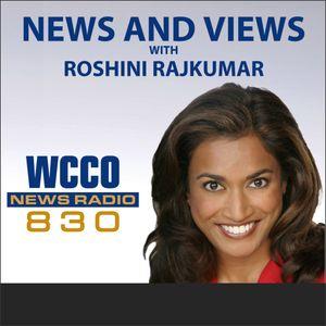 10-22-17 - WCCO's News and Views with Roshini Rajkumar: 12 PM Hour