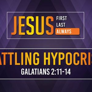 Battling Hypocrisy (Audio)